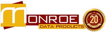Monroe Data Products Logo